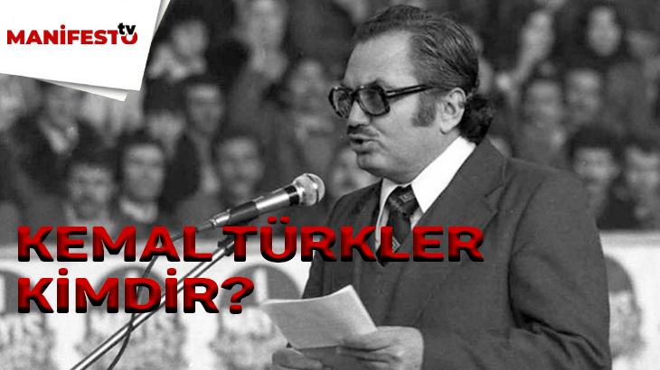 Kemal Türkler kimdir ilan