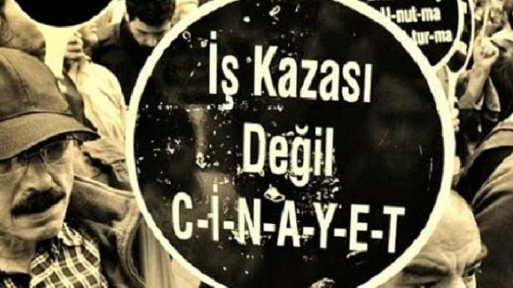 Erzincan'da iş cinayeti