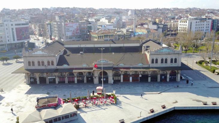 Kadıköy'deki konservatuvar binası boşaltılıyor