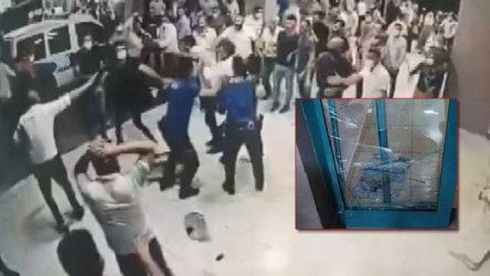 Diyarbakır'da sağlık çalışanlarına saldırı