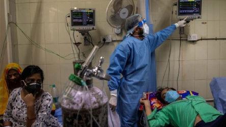Hindistan'da kara mantar enfeksiyonu nedeniyle ölenlerin sayısında artış