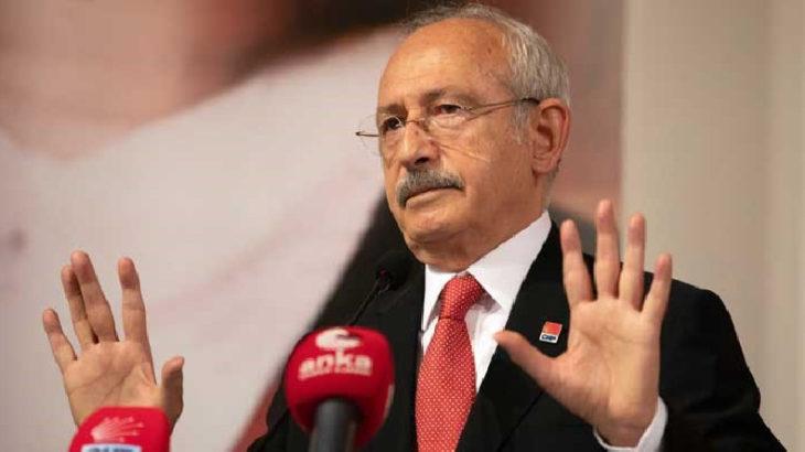 Kılıçdaroğlu'ndan Cumhurbaşkanlığı açıklaması