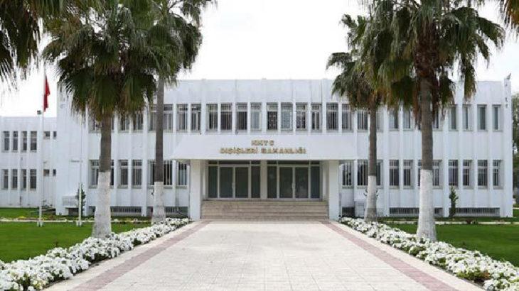 KKTC Dışişleri Bakanlığı: GKRY'ye desteğini sürdüren AB yetkililerinin beyanatlarının hiçbir ahlaki hükmü kalmamıştır