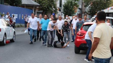 İstanbul'da Konya'daki katliamı protesto edenlere faşistler saldırdı
