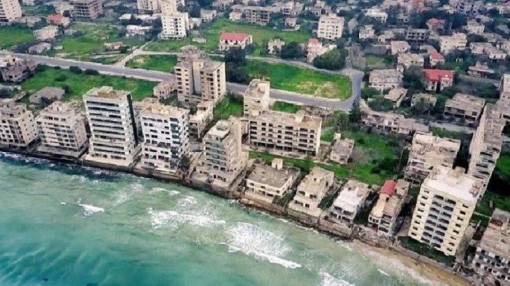 KKTC Başbakanı Saner: Maraş'ın yüzde 3,5'lik bölümünü açtık