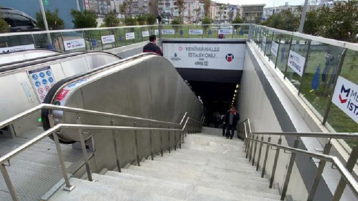 İstanbul metrosunda patlama