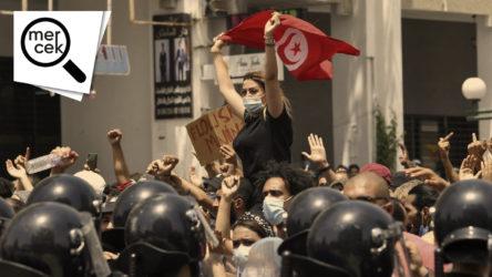 MERCEK | Tunus'ta laiklik mi kazandı?