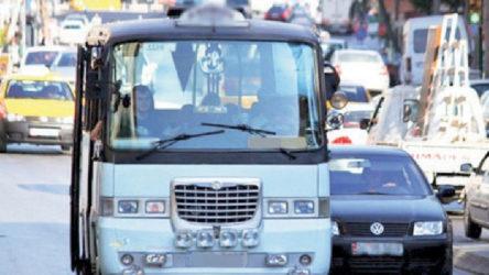 Minibüs şöförü, 'türbanlı kadına hakaret ettiği' iddiasıyla tutuklandı