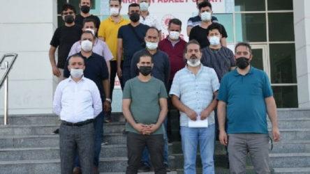 MHP'li belediyenin meclis toplantısı takip eden gazeteciler: Canımızı zor kurtardık