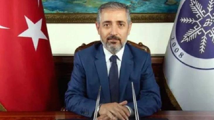 Ardahan Üniversitesi rektörü ve dokuz koltuğu