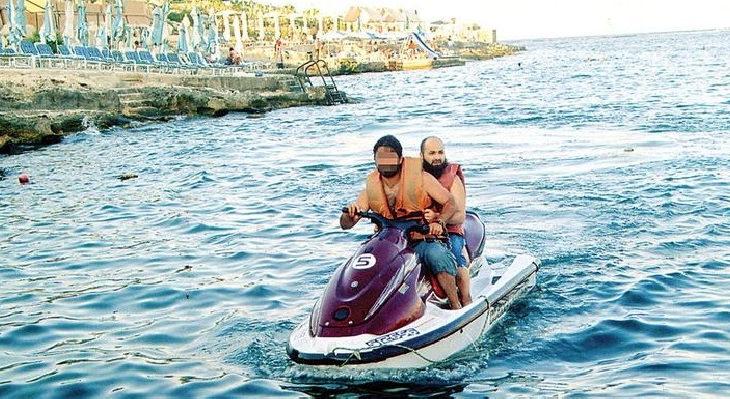 Din görevlilerinden özel plaj talebi