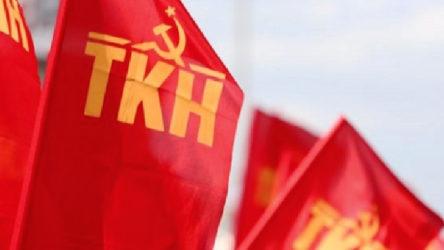 Komünistlerden yangın açıklaması: AKP rant uğruna ülkenin yanmasına göz yummuştur!