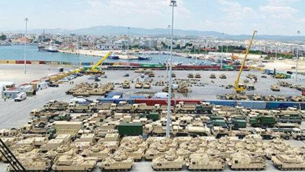 ABD ordusu Edirne sınırına yığınak yaptı: Doğu Avrupa'da yapılacak operasyonlar için lojistik merkezi