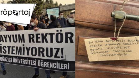 RÖPORTAJ | Boğaziçi Üniversitesi öğrencileri: Gençliğin duruşu geri adım attırdı
