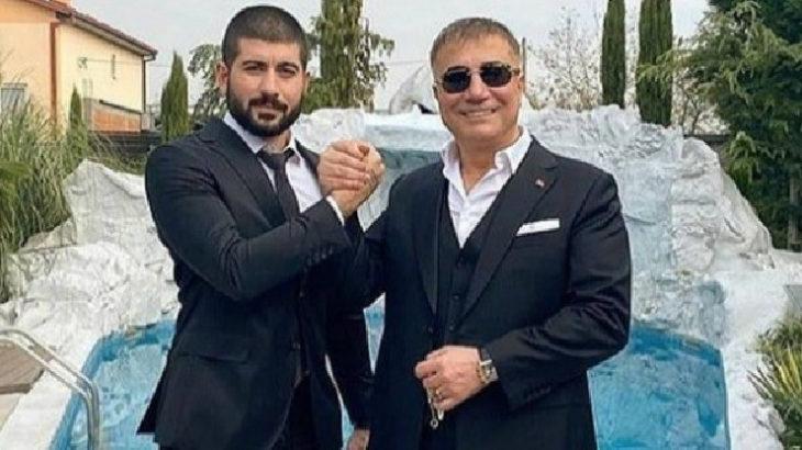 Sedat Peker'in oğlunun pasaportu iptal edildi