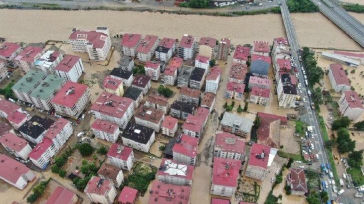 Artvin'deki sel felaketinde kaybolan Serdar Yiğit'in cansız bedeni bulundu