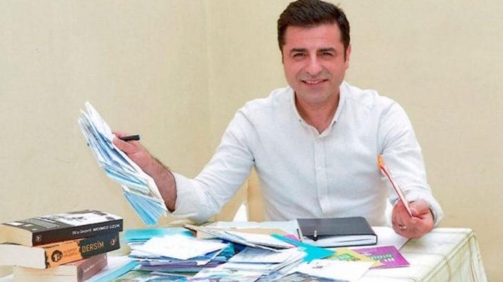 Demirtaş'tan cumhurbaşkanı adaylığı açıklaması: Halkım isterse...