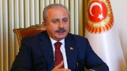 Mustafa Şentop: Açıklama sorumluluğum yok