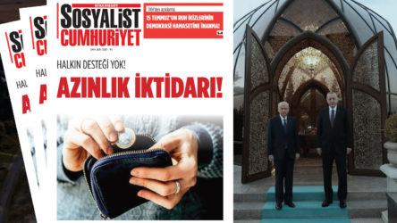 Sosyalist Cumhuriyet gazetesinin 208. sayısı çıktı!