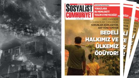 Sosyalist Cumhuriyet gazetesinin 209. sayısı çıktı!