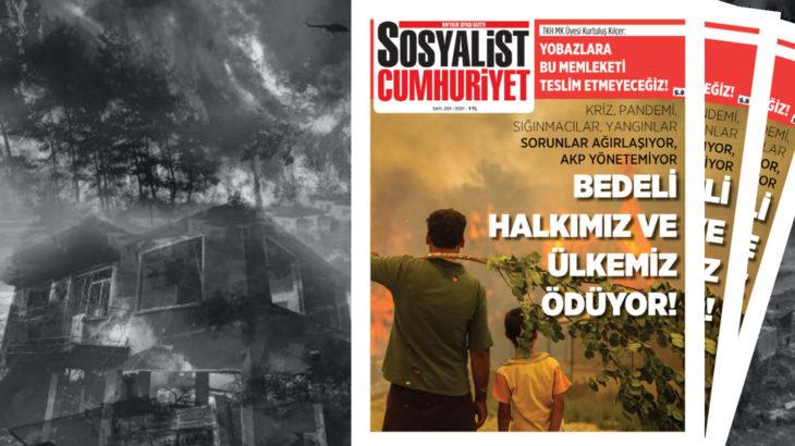 Sosyalist Cumhuriyet e-gazete 209. sayı
