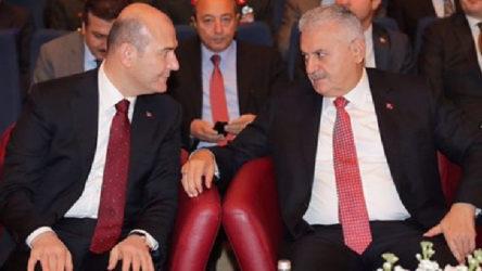 Soylu'ya 'istifa et' mesajını Binali Yıldırım verdi iddiası