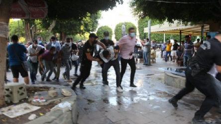 Suruç Katliamı anmasına polis saldırısı: Çok sayıda gözaltı