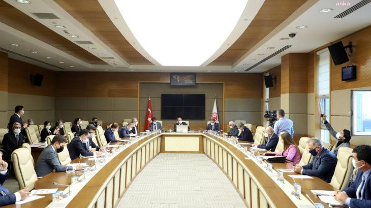 TBMM Deprem Araştırma Komisyonu'ndan Marmara uyarısı