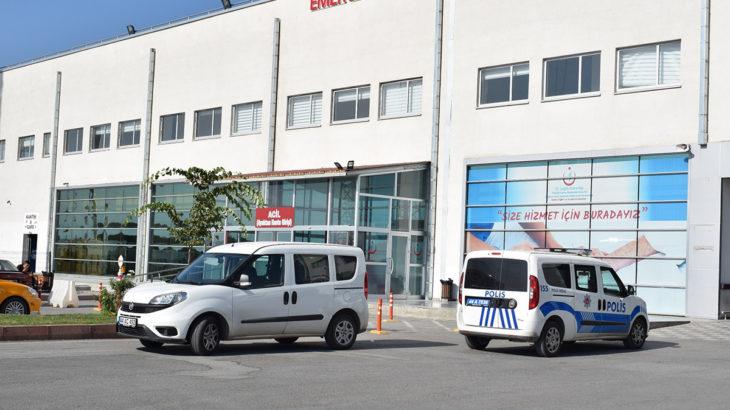 Tekstil fabrikasında 55 işçi yemekten zehirlendi