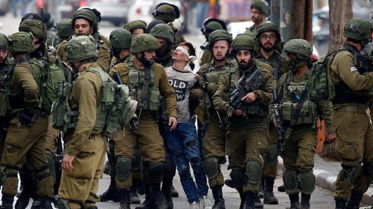 Siyonist İsrail askerleri, Filistinli bir çocuğu katletti