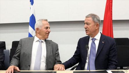 Savunma Bakanı'ndan Yunanistan açıklaması: Bir silahlanma yarışı tutturmuş, gidiyorlar