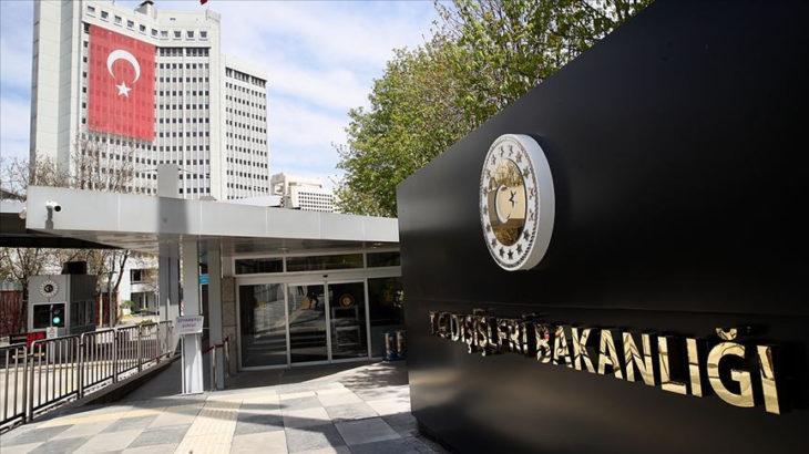 Dışişleri Bakanlığı: Ayasofya ve Kariye, Türkiye Cumhuriyeti'nin mülküdür