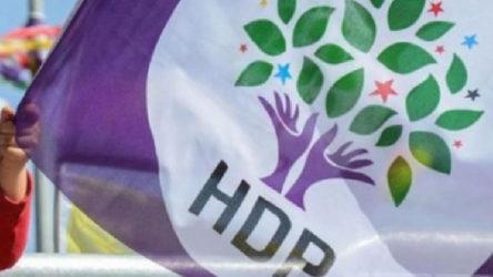 HDP Tuşba İlçe Eşbaşkanı gözaltına alındı