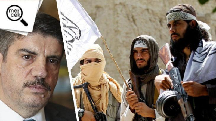 Afganlar Taliban'dan kaçıyor, AKP'li Yasin Aktay maval okuyor!