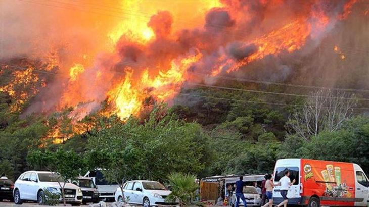 Manavgat ve Akseki orman yangınları bin lira için başlatılmış