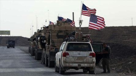 Yunanistan'dan sonra ABD'den bir askeri yığınakta Suriye'ye