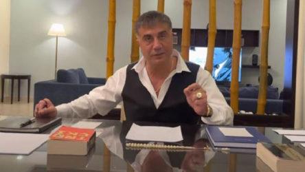 Sedat Peker'in sosyal medya hesabı kapandı
