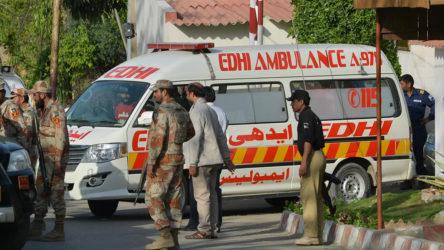 Pakistan'da intihar saldırısı: 2 çocuk hayatını kaybetti