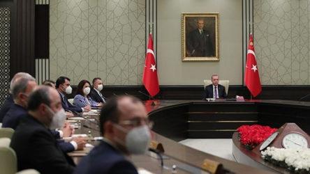 Kabine toplantısı bugün yapılacak: Gündemde Afganistan, salgın ve afetler var