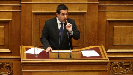 Yunan Göç Bakanı: Sığınmacılar için AB Türkiye'ye daha fazla destek vermeli