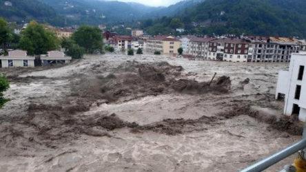 AFAD, sel felaketinde can kaybının 31'e yükseldiğini duyurdu