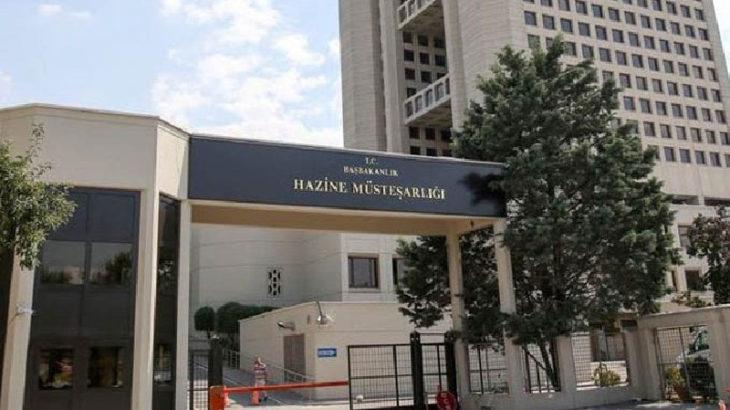 Hazine ve Maliye Bakanlığı'ndan IMF açıklaması