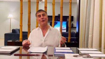 Sedat Peker: SADAT'çılar benim evimle yan komşumun evini karıştırdı