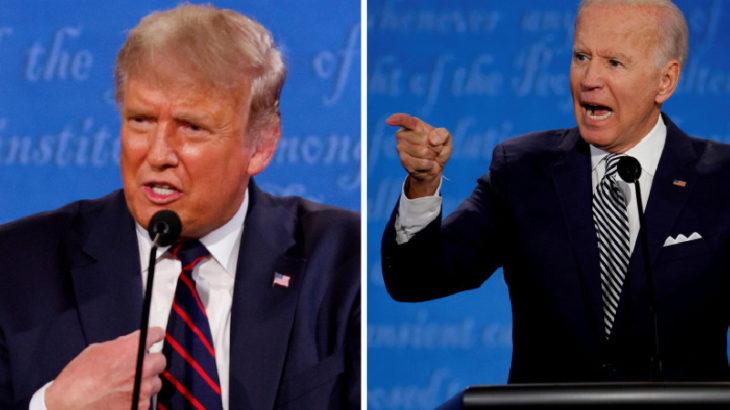 Trump'tan Biden'a istifa çağrısı