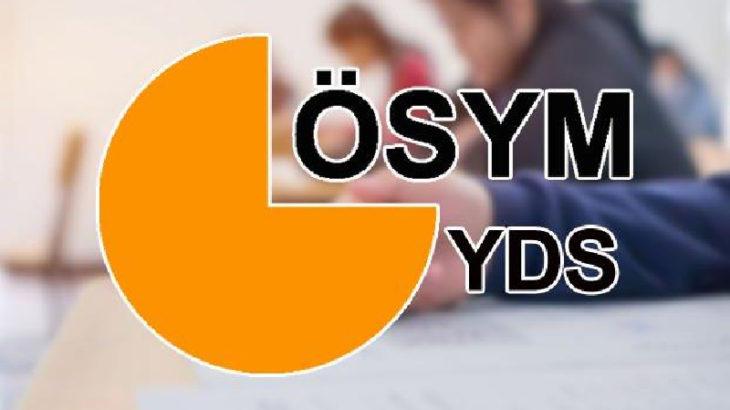 YDS başvuruları başladı: 31 Ağustos'a kadar başvuru devam edecek