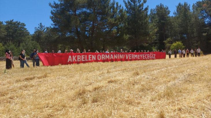 İkizköy'de yargı kararına karşın