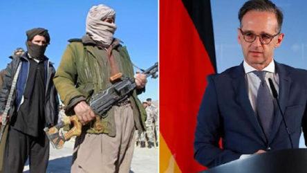 Taliban şeriat ilan ederse 'tek kuruş yollamayız' diyen Almanya: Taliban ile görüşüyoruz