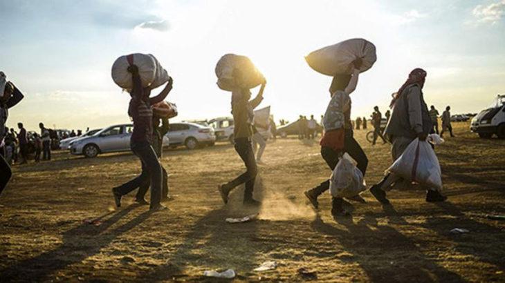 TÜSİAD'dan iktidara sert 'göçmen' eleştirisi: Tampon bölge tasarımı sona ermeli