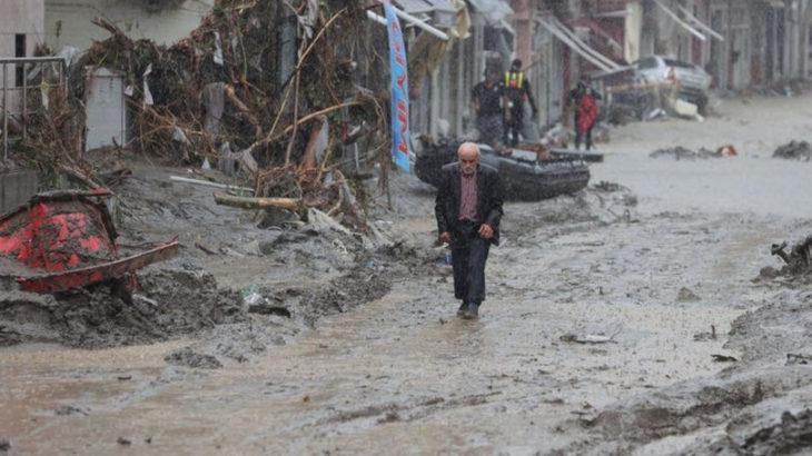 Sel felaketinde hayatını kaybeden yurttaş sayısı 74'ye yükseldi