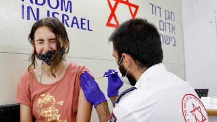 İsrail'den aşı açıklaması